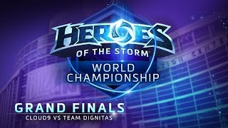 Download Cloud9 vs. Team Dignitas - Finals - Heroes of the Storm World Championship Video