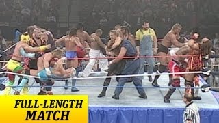 Download FULL-LENGTH MATCH - Raw - 20-Man Battle Royal Video