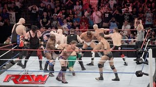 Download Team U.S.A. vs. The Multinational Alliance - 16-Man Elimination Tag Team Match: Raw, July 4, 2016 Video