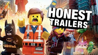 Download Honest Trailers - The LEGO Movie (feat. Epic Rap Battles of History - Nice Peter & EpicLLOYD) Video