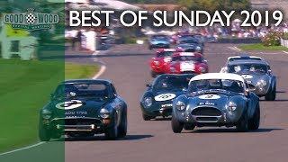 Download Lotterer and Dumas star | 2019 Goodwood Revival Sunday Highlights Video