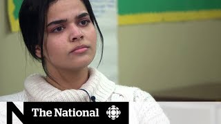 Download EXTENDED INTERVIEW: Rahaf Mohammed on escaping Saudi Arabia to Canada Video