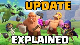 Download NEW UPDATE EXPLAINED - Builder Base Tips | Clash of Clans Video