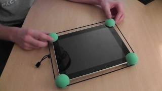 Download iPad DROP TEST using iBallz Video