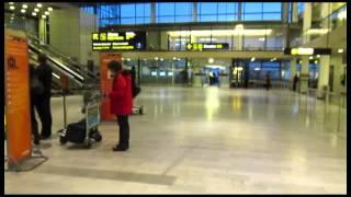 Download Visit to the Copenhagen airport (Kastrup) | Copenhagen airport Video