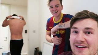 Download CONOR GETS NAKED FOR THE VLOG Video