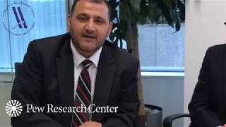 Download لقاء تعريفي بمركز Pew و مشروع دراسة التوجهات العالمية، د. سامر أبو رمان Video