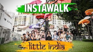 Download Little Known Sights Of Little India - #InstaWalk With MND Singapore Video