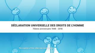 Download Felicitas Piccardo, Argentina, reading article 3 of the UDHR in Spanish Video