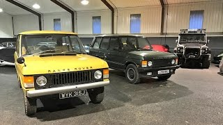 Download Range Rover Classic. Real world review of '71 Suffix A & 90s Vogue Video