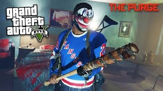Download THE PURGE!! - Episode 4 (GTA 5 Mods) Video