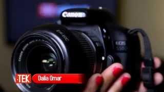 Download Teknology.tv - Canon 550D نظرة على كاميرا Video