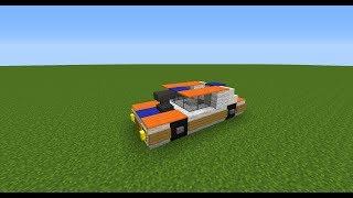 Download машины в minecraft- Посаженное авто Video