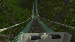 Download Montanha Russa Abandonada! - Simulador 3D - Abandoned Roller Coaster! Video