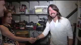 Download Touring Dave Grohl's Epic Studio 606 Video