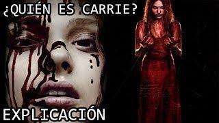 Download ¿Quién es Carrie? EXPLICACIÓN | Carrie White de Stephen King y su Historia EXPLICADA Video