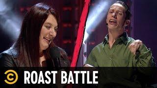 Download Nicole Becannon vs. Joe Eurell - Exclusive - Roast Battle III Video