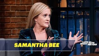 Download Samantha Bee's Work as a Waitress Prepared Her for Donald Trump Video
