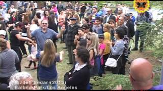 Download Sizdeh Bedar Balboa Park 2013 Video