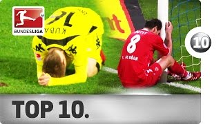 Download Top 10 Open Goal Misses of All Time - Embarrassing Fails Video