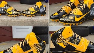 Download NFL Threatens Antonio Brown Over These Cleats Video
