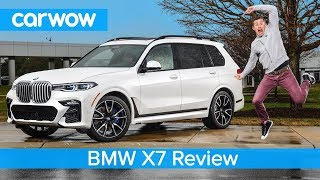 Download BMW X7 SUV 2019 review - is it the ultimate 7-seater 4x4? Video