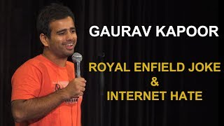 Download Royal Enfield Joke & Internet Hate | Stand Up Comedy by Gaurav Kapoor Video