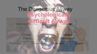 Download The Psychologically Difficult Airway Video