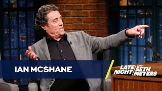 Download Ian McShane Still Gets Recognized for Playing Andy Samberg's Dad in Hot Rod Video
