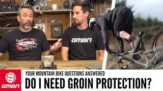 Download Do I Need Groin Protection? | Ask GMBN Anything About Mountain Biking Video