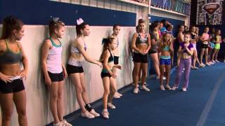 Download Cheer Extreme Tryouts Cheerleading & Gymnastics COMBINED! CHEER IS A SPORT! (Video by JTV) Video