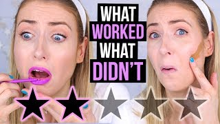 Download FULL FACE Testing WORST RATED Makeup: SEPHORA Edition! || What Worked & What DIDN'T Video