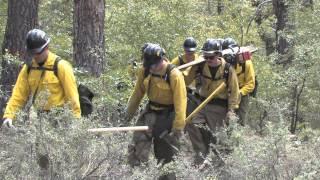 Download 2010 Granite Mountain Hotshots train hard Video