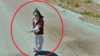 Download 20 Creepiest Google Earth Images Video