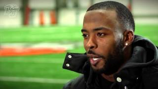 Download Game On: Andrew Hawkins- Cleveland Browns Video