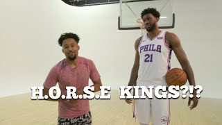 """Download FUNNIEST Game Of """"H.O.R.S.E"""" Vs JOEL EMBIID! 