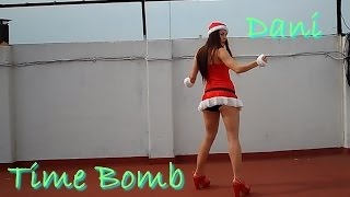 Download ICIA (아이시어) - Time Bomb dance cover by Dani (Christmas time) Video