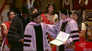 Download A. R. Rahman Receives Honorary Doctorate Video