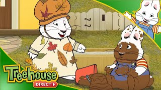 Download Max & Ruby | Max's Mud Monster and Ruby's Four Seasons Pageant! | Treehouse Direct Clips Video