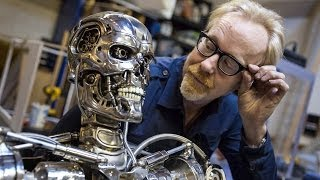 Download Adam Savage's Terminator T-800 Endoskeleton Video