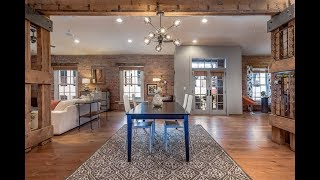 Download Unique Rustic Loft in Asheville, North Carolina | Sotheby's International Realty Video