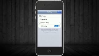 Download como utilizar airplay en iphone, ipod, ipad Video