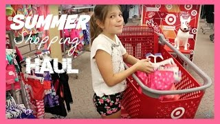 Download Summer Clothing Haul and Outing Video