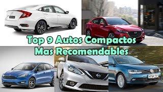 Download Top 9 Autos Compactos Mas Recomendables - México Video