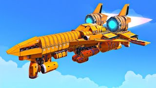 Download WHO HAS THE BEST SPACESHIP CHALLENGE!? - Trailmakers Video