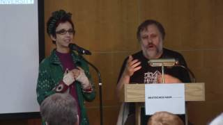 Download Slavoj Žižek - Negativity in Hegel and Freud Video
