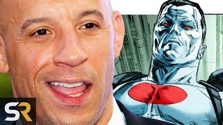 Download 10 Comic Book Characters You DIDN'T Know Were Getting Movies Video