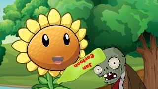 Download Plants Vs Zombies Adventures: Funny journey #1 | Jan Cartoon Video