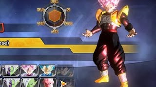 Download DBXV 2 mod : New 140 slot charater Dragon ball Xenoverse 2. Video