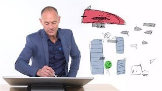 Download Drawing the Future of Transportation With Flying Cars Video